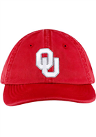 University of Oklahoma Infant Adjustable Hat