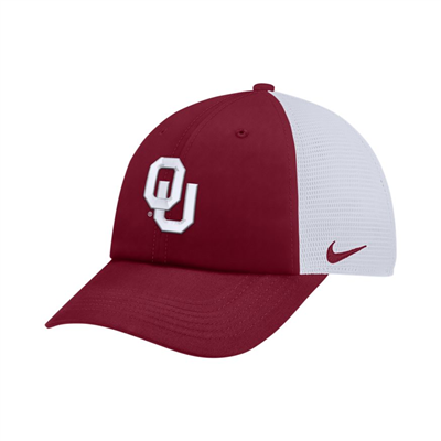 Men's Nike Oklahoma Trucker Hat