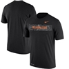Oklahoma State Cowboys Nike 2018 Sideline Seismic Legend Performance Dri-FIT T-Shirt – Black