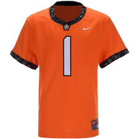 Oklahoma State Cowboys Youth #1 Replica Jersey
