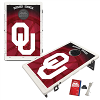 Oklahoma Sooners Baggo Bean Bag Toss Cornhole Game Fanatics Design