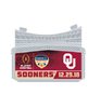 Oklahoma Sooner Orange Bowl Collectible Pin