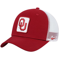Oklahoma Sooners Classic 99 Trucker Adjustable Snapback Hat