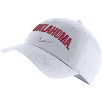 University of Oklahoma Arch Wordmark Hat