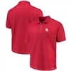 Oklahoma Sooners Tommy Bahama The Emfielder Polo – Crimson
