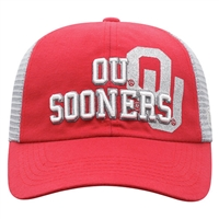 Oklahoma Sooners Adjustable Glitter Hat
