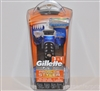 Gillette Fusion ProGlide Styler 3-in-1 Groomer with Trimmer, Mens Razor