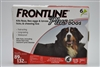 Frontline Plus for Extra Large Dogs 6 pack 89-132 lbs