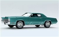 1967 Cadillac Eldorado Homage Edition 1:24 Sable Black