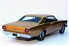 1966 Ford Galaxie 500 7-Litre Hardtop Barn Find Edition in Antique Gold 1:24