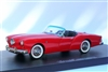 1954 Kaiser Darrin 161 Cabriolet Tribute Edition Red Sail 1:24