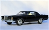 1970 Lincoln Continental Mark III Homage Edition Black 1:24