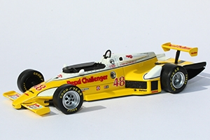 1981 Eagle Challenger Founders Edition 1:43 Hand-signed by Dan Gurney