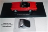 Sunbeam Tiger Mark I Black Accessory Hardtop 1:43