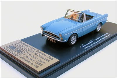 "1965 Sunbeam Tiger Mark I Tribute Edition ""TIGER 50"" 1:43"