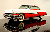 1956 Mercury Montclair 1:43