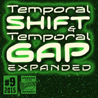 Temporal Shift/Gap Expanded font