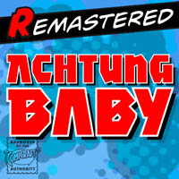 Achtung Baby font