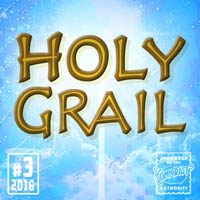 Holy Grail font