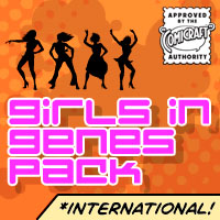 Girls In Genes Pack International