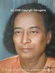 "11-026 Yogananda - 11"" x 14"" Ready to Frame Photograph"