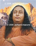 "11-030 Yogananda - 11"" x 14"" Ready to Frame Photograph"