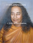 "11-032 Yogananda - 11"" x 14"" Ready to Frame Photograph"