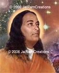 "8-021 Yogananda - 8"" x 10"" Ready to Frame Photograph"