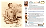 "CS-00 PARAMAHANSA YOGANANDA 8"" X 10"" FREE UPON REQUEST"