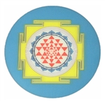 Shree Yantra Sacred Geometry Lenticular