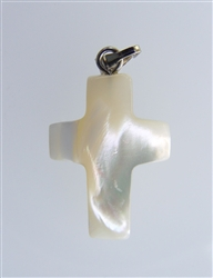 PCP-01 PURE MOTHER PEARL SHELL PENDANT