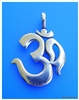 Sterling Silver quality-made Pendant 1.5 inch x 1.5 inch - Custom designed Pendant from Astrogems made by our factory in India. Price sensitive to sterling silver prices