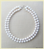 High Quality Double Pearl Necklace