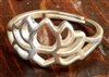 Adjustable Lotus Flower Ring
