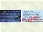 WA-144 Yogananda Quotes - Wallet Altar