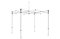 10ft Pop Up Canopy Tent Hardware Only