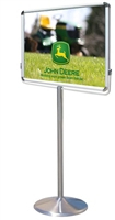 "Poster Stand 27"" x 19"" - Stand Only"