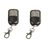 Remote Control Transmitter for Gate Opener - 4 Channel - Lot of 2 - LM124 - ALEKO