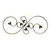 Solid forged iron Baluster 012