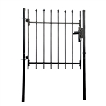DIY Steel Pedestrian Gate Kit - ATHENS Style - 3 x 5 Feet - ALEKO