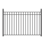 ALEKO® Madrid Steel Fence 8' X 5'