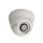 ALEKO  DV032WH 1080P HD CCTV 2.0 Mega Pixel Surveillance Security Dome Camera, White Color