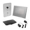 ALEKO JT718MJT218JT826 Video Door Phone Villa Intercom System  7-Inch (17.8 cm) Screen With Indoor Monitor, Outdoor Station And Skybox