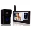 "ALEKO® LM163 Wireless Video Door Phone Intercom System with 3.5"" Display"