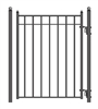 ALEKO® Madrid Steel Pedestrian Gate 5'
