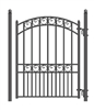ALEKO® Paris Steel Pedestrian Gate 5'