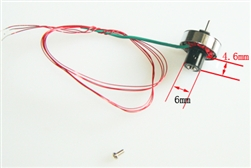 "1S Brushless Tail Motor for MCPX or Nano CPX/CPS ""Mild"" 9000KV"