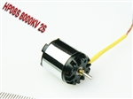 130X HP08S 8000KV Brushless Motor