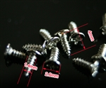 M1.4x4 self-tapping screws 10 ea