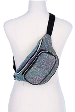 Glitter Chic Fanny Pack